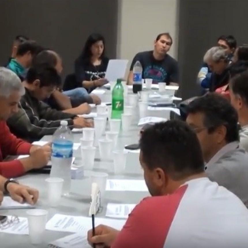 LA LIGA SESIONÓ EN ARGENTINO