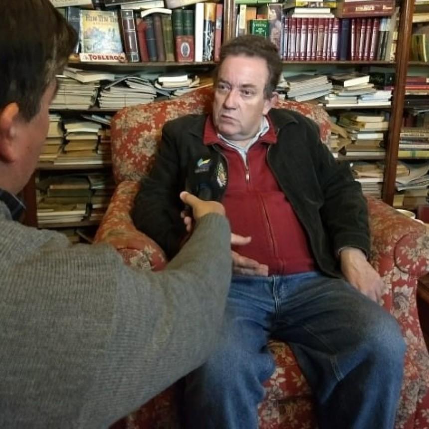TOMÁS ROONEY CUESTIONÓ EL ACCIONAR DE LA OPOSICIÓN