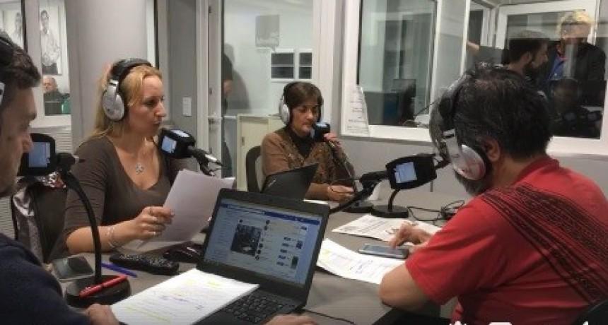 MARÍA ISABEL SEÍN ESTUVO EN RADIO CONTINENTAL