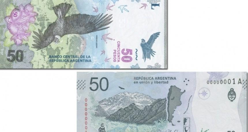NUEVO BILLETE DE $50