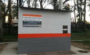 AMPLIACIÓN DEL SERVICIO DE CLOACAS