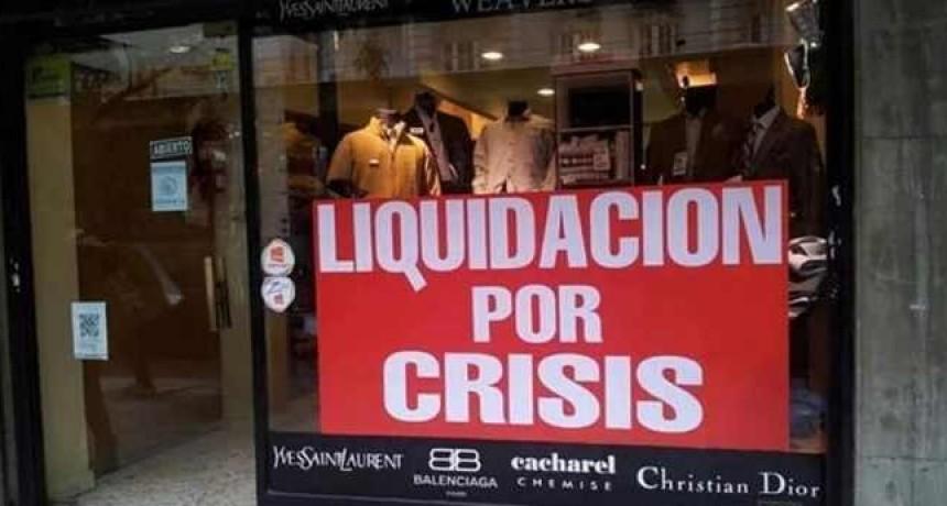 VENTAS MINORISTAS CAYERON 9,2% EN SETIEMBRE
