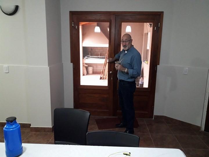 REMODELACIÓN DE LA CASA PARROQUIAL