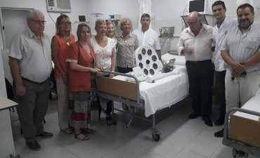 DONACIONES PARA EL HOSPITAL