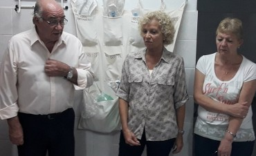 LUCES NUEVAS PARA EL QUIRÓFANO DEL HOSPITAL