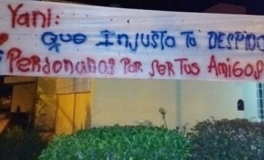 INTENDENTE DE AUSONIA DESPIDIÓ A MÉDICA POR TENER AMIGOS RADICALES