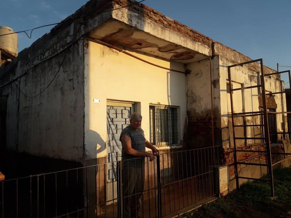 CARLOS ALARCÓN HABLÓ DE LA VOLADURA DE SU TECHO