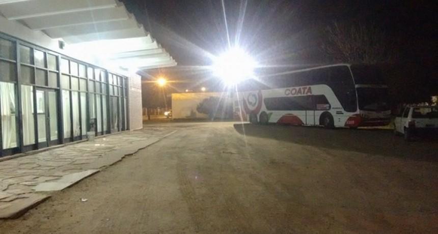 MENOS FRECUENCIAS EN EL TRANSPORTE INTERURBANO