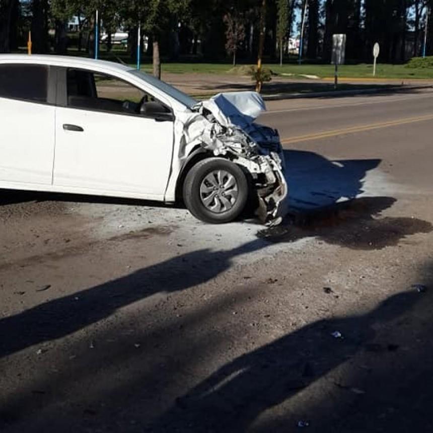 CORRAL DE BUSTOS: ACCIDENTE DE TRÁNSITO