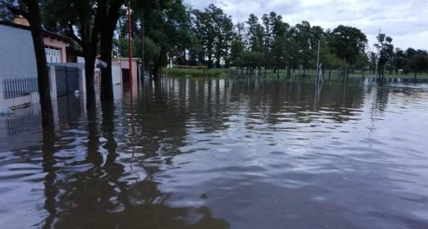 JUSTINIANO POSSE: SITUACIÓN DE EMERGENCIA HÍDRICA