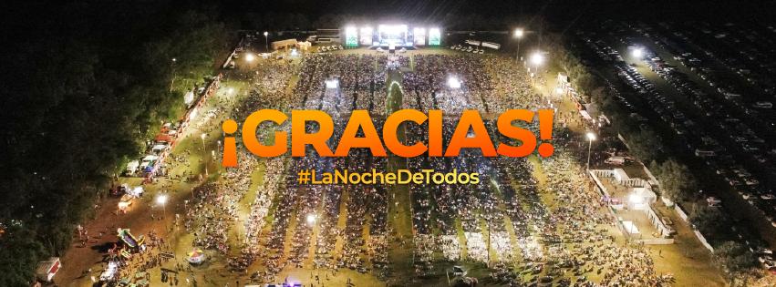 30.000 PERSONAS EN EL SORTEO DEL GAUCHITO