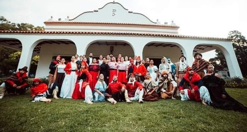 FESTIVAL DEL MALAMBO: TRIUNFAZO DEL BALLET MUNICIPAL