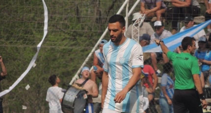 ARGENTINO TRAJO UN 9 URUGUAYO