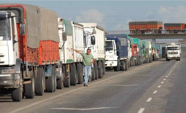 CORTES DE RUTAS DE TRANSPORTISTAS INDEPENDIENTES