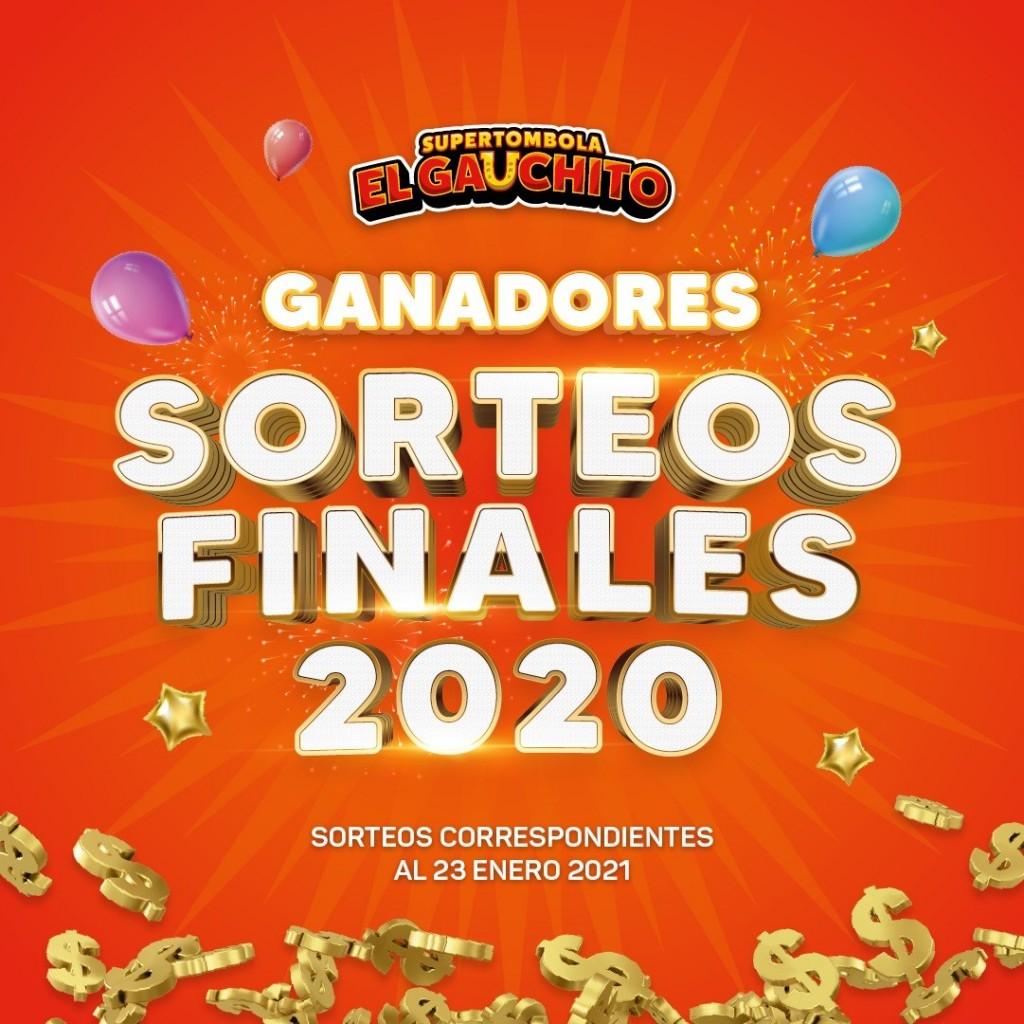 TODOS LOS GANADORES DEL GAUCHITO
