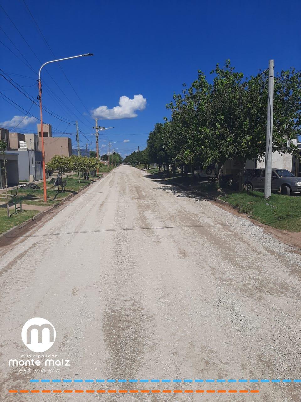 MEJORADO EN CALLES DE TIERRA