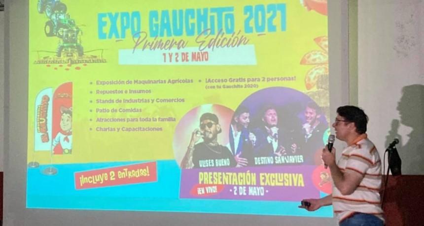 PRESENTACIÓN DEL GAUCHITO 2021