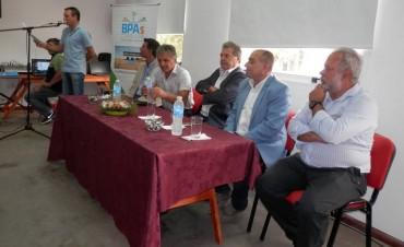 RECONOCIMIENTOS DEL GOBIERNO PARA PRODUCTORES DE PASCANAS