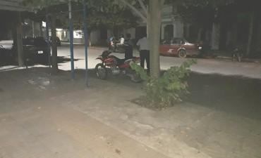 OPERATIVO DE CONTROL VEHICULAR EN EL CENTRO