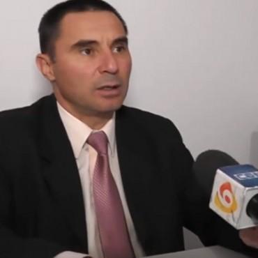 ROBAN CAMIÓN CON HERBICIDAS EN CORRAL DE BUSTOS