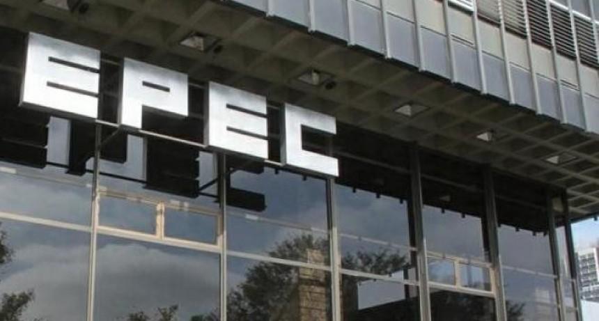 EPEC: DESDE HOY RIGE AUMENTO DEL 13%