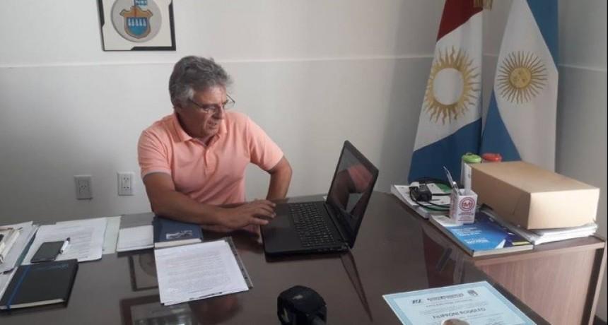 PASCANAS ELIGE INTENDENTE Y GOBERNADOR EL MISMO DÍA