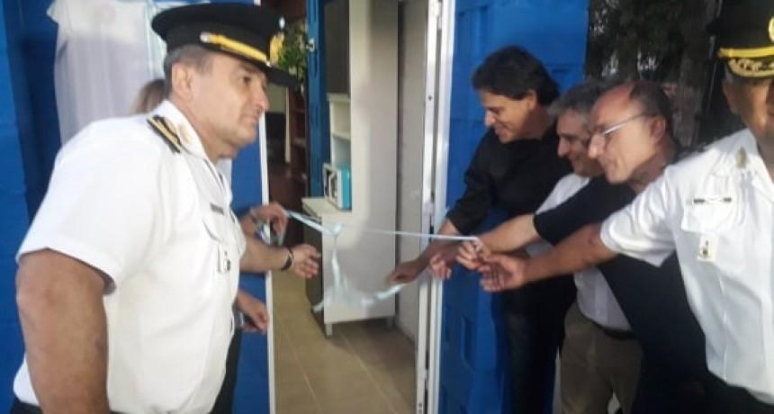 PASCANAS: INAUGURARON SEDE DE LA PATRULLA RURAL