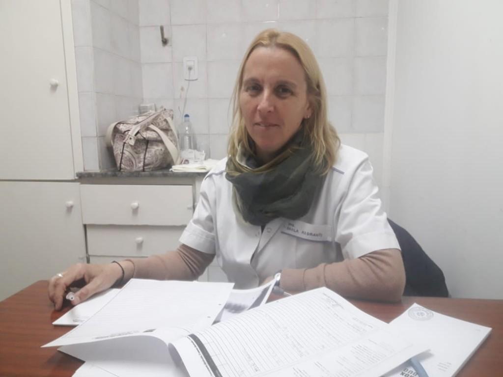 RENUNCIÓ LA DIRECTORA DEL HOSPITAL