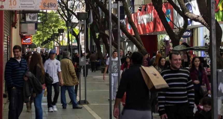 VENTAS MINORISTAS PYMES CAYERON 3,5% EN ENERO