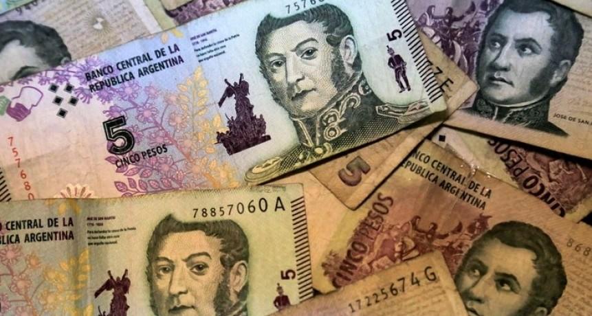 HASTA EL 29 DE FEBRERO CIRCULA EL BILLETE DE $5