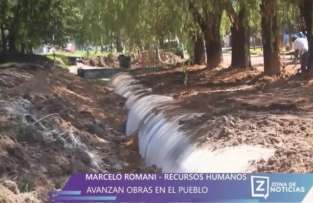 MEJORADO DE CALLES Y ENTUBADO DE DESAGÜE