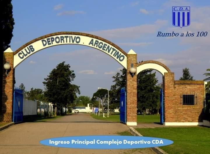 ARGENTINO RUMBO A LOS 100 AÑOS