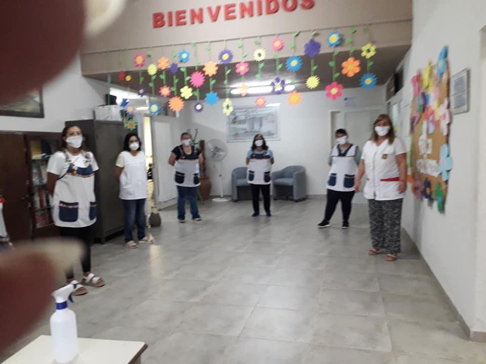 ESCUELA LUIS DE TEJEDA: CLASES PRESENCIALES SEGURAS