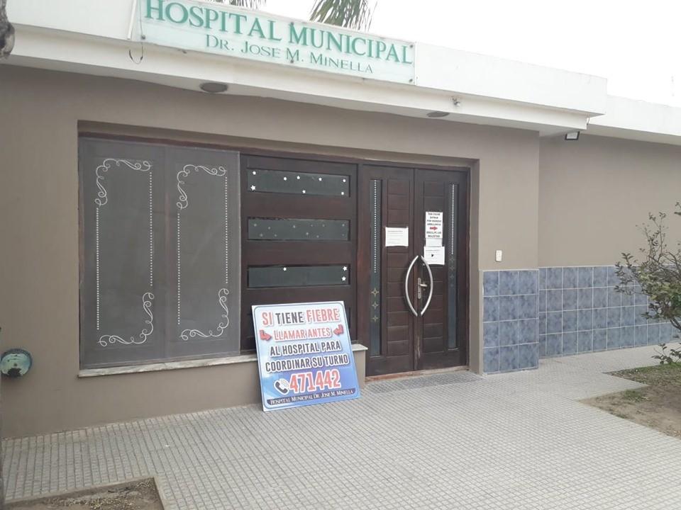 MALAS NOTICIAS PARA EL HOSPITAL MUNICIPAL