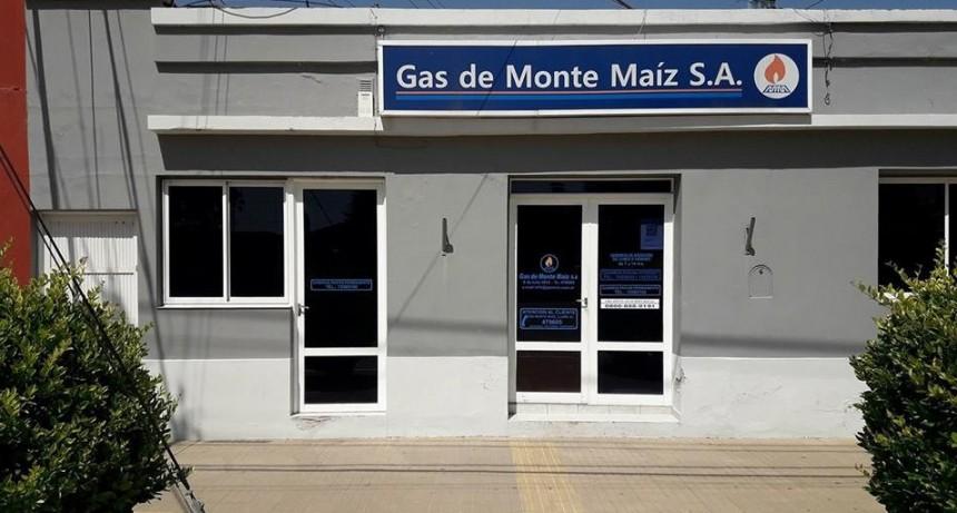 EL FUTURO DE GAS DE MONTE MAÍZ