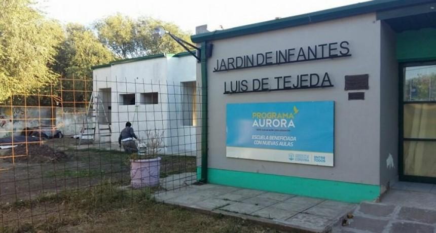 SALITA DE TRES DEL JARDÍN LUIS DE TEJEDA