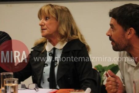 MARÍA LUISA MOTTURA LEGISLADORA PROVINCIAL