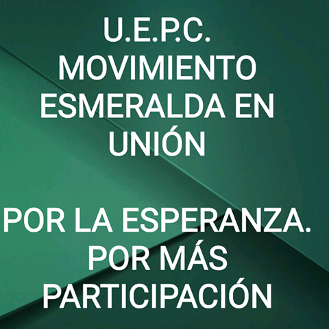 UEPC: POSTURA DEL MOVIMIENTO ESMERALDA