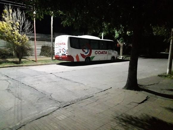 COATA RESTABLECIÓ EL SERVICIO A BELL VILLE