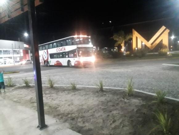 SIN COLECTIVOS HASTA EL MIÉRCOLES 25 DE MARZO