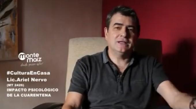 IMPACTO PSICOLÓGICO DE LA CUARENTENA