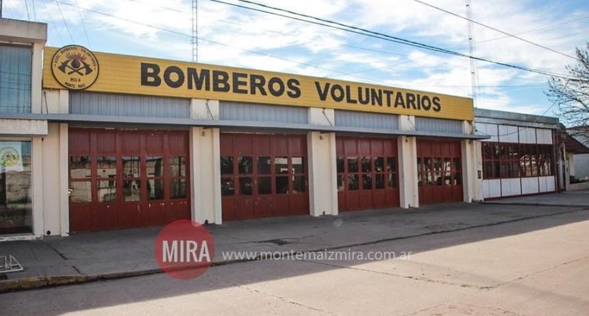 ASAMBLEA GENERAL ORDINARIA DE BOMBEROS