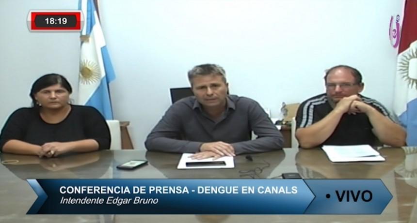 CANALS: CASO DE DENGUE NO AUTÓCTONO