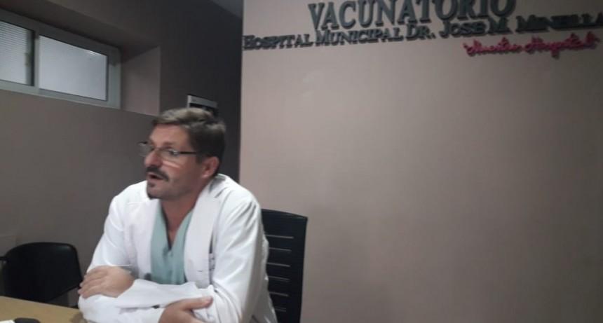 MONTE MAÍZ SIN CASOS SOSPECHOSOS DE CORONAVIRUS