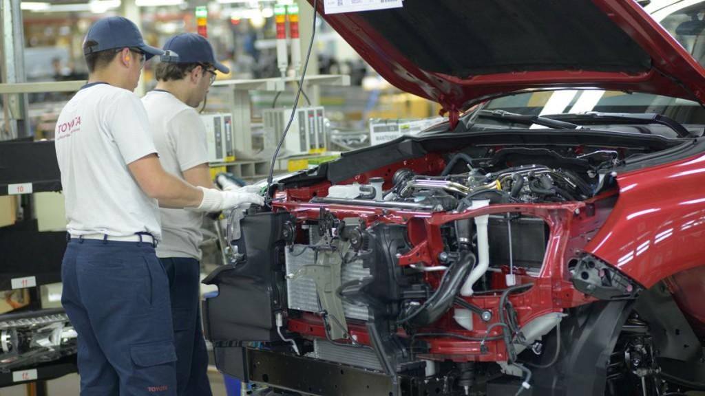 LA PRODUCCIÓN AUTOMOTRÍZ CAYÓ 16,5% EN FEBRERO
