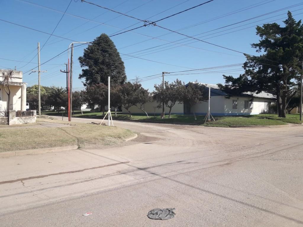 DELIMITADORES DE ALTURA EN CALLES CON MEJORADO