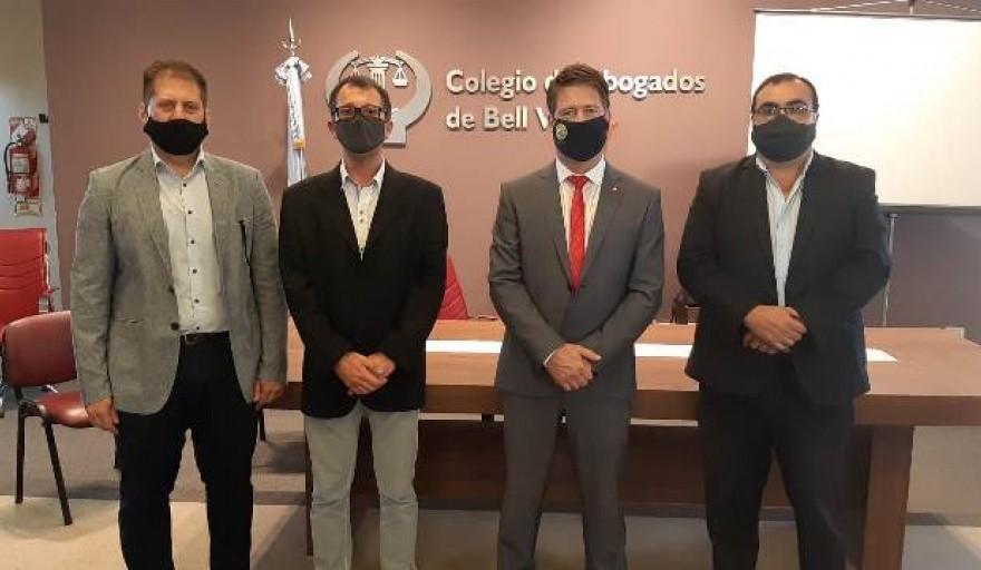 BELL VILLE: POSIBLE CIERRE DE REGISTRO A LA PROPIEDAD
