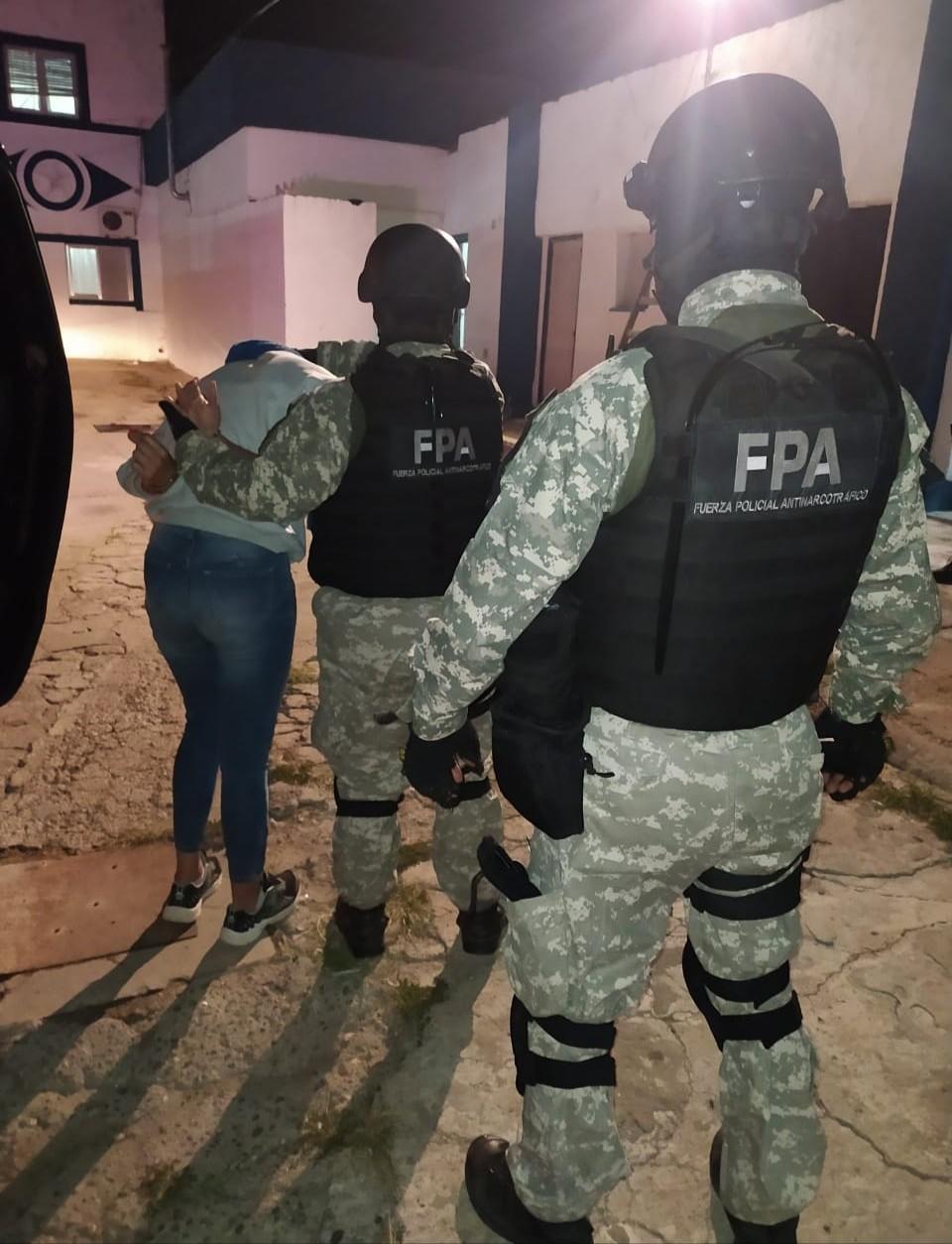 DOS DETENIDOS POR LA FPA EN GENERAL ROCA