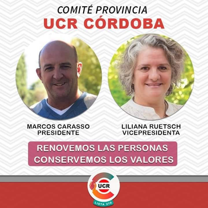 UCR: TRIUNFO DE LA CONVERGENCIA EN MONTE MAÍZ