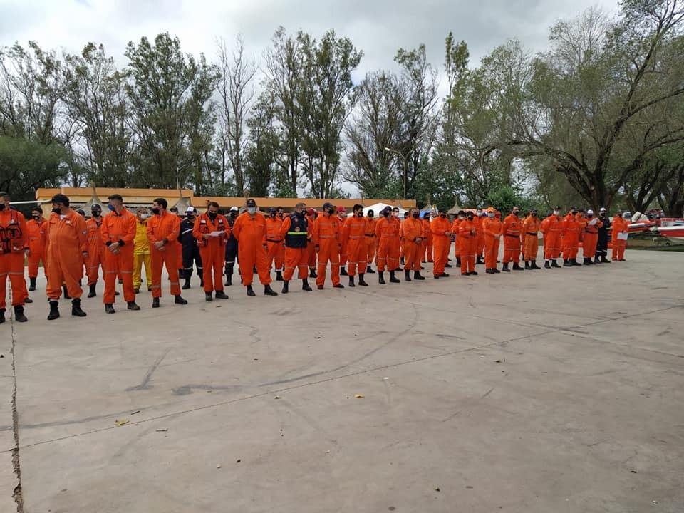 ENCUENTRO DE BRIGADAS REGIONALES